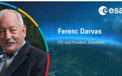 Talk by Ferenc Darvas at ESA's In-Orbit Economy Workshop
